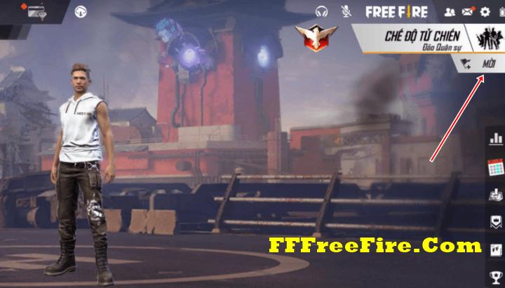 mời bạn chơi chung trong free fire