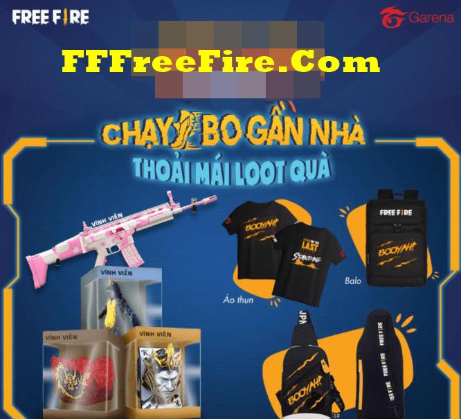 nhận quà free fire miễn phí bằng id