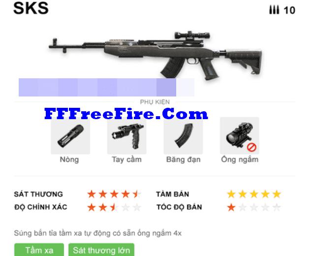 Súng ngắm ff là súng gì