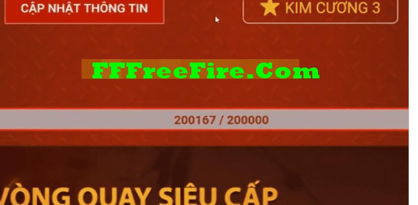 nhận quà free fire membership