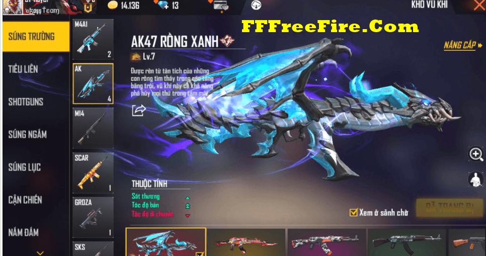 Tặng nick free fire vip facebook